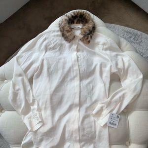 🐆 Zara blouse 🐆